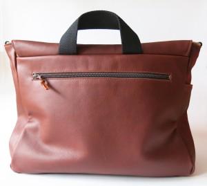 custom bag - back