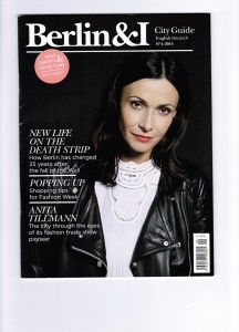 Berlin&I Cover Issue 4 2014