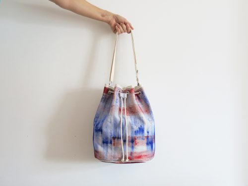DIYSA Bucket Bag Nähanleitung Muster