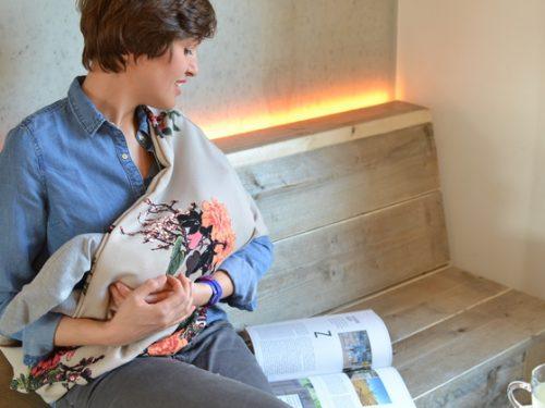 DIY Sewing Academy mien Stillschal Nähanleitung